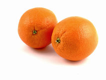 Free Two Oranges Royalty Free Stock Photo - 18162455