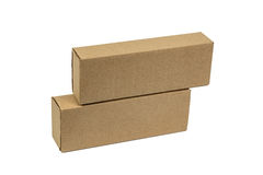 Long Blank Cardboard Box Template Stock Vector - Image: 57837029