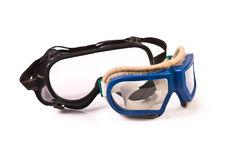 Two pairs of Protectivie Goggles Royalty Free Stock Photos