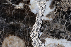 Two part of marble Stock Photos