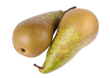 Two pear Royalty Free Stock Image