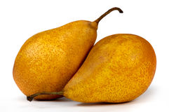 Two Pears Stock Image