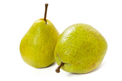 Two pears Royalty Free Stock Photography