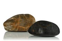 Two pebble Stock Image
