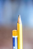 Two pencils Stock Photography