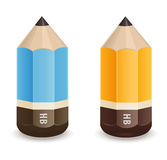 Pencil Icon Royalty Free Stock Images