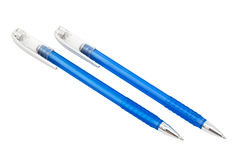 Two pens Royalty Free Stock Photos