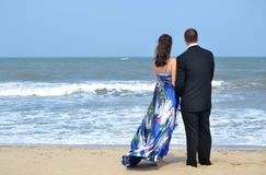 Two People Royalty Free Stock Image