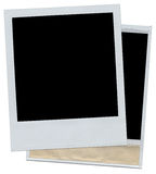 Two photo frames Royalty Free Stock Image