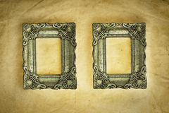 Two Picture Frame Royalty Free Stock Image