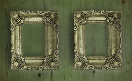 Two Picture Frame Royalty Free Stock Images