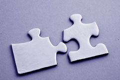 Two pieces Stock Photo
