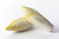 Two pieces of Chicory Royalty Free Stock Photography