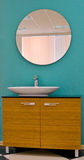 Two pieces of toilet furniture. Kit from two subjects for toilet room Stock Photography