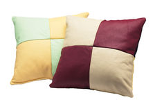 Two pillows Stock Photography