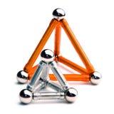Two piramides Royalty Free Stock Photo
