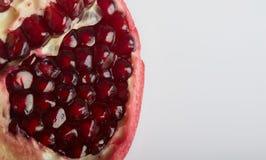 Pomegranade on white  background Stock Images