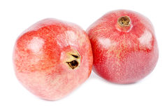 Two Pomegranate Royalty Free Stock Image