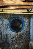 Two portholes Royalty Free Stock Photos