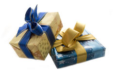 Free Two Present Stock Photography - 7601092