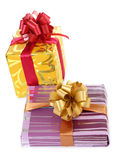 Two presents Royalty Free Stock Image
