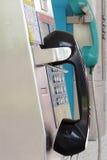 Two public telephone Stock Image