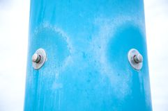 Two push buttons shower Royalty Free Stock Images