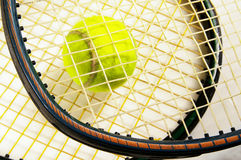 Two rackets Stock Photo