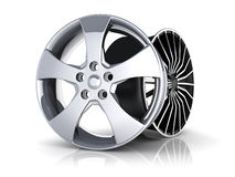 Two Rims Royalty Free Stock Photo