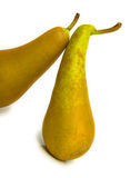 Two ripe pears 2 Stock Photography