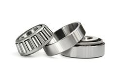 Two roller bearings Royalty Free Stock Photography