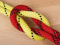 Two Ropes Stock Photography