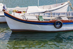Two rowboat Stock Image
