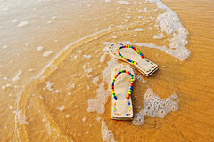 Two Sandals Royalty Free Stock Photo
