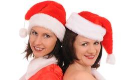 Two santa Stock Photos