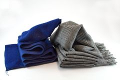 Two scarf Stock Photography