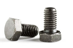 Two Screws Stock Images