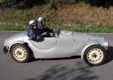 Two-seater histórico auto Fotografía de archivo