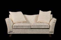 Two seater sofa Stock Photos