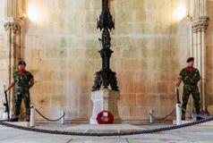 Chapterhouse of the Batalha Monastery royalty free stock photos