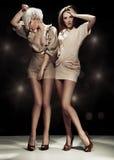 Two woman Stock Photo