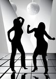 Two woman Stock Images