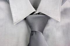 Two shades gray Stock Photos