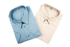 Two shirts Stock Photos