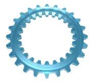 Two-sided Cogwheel γυαλιού Στοκ Εικόνες