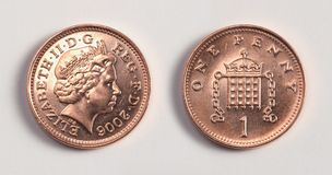 Free Two Sides Of The Same Coin Stock Photography - 2963052
