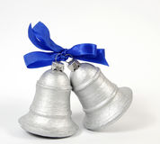 Two silvery bells