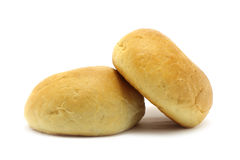 Two small loafs Royalty Free Stock Photo