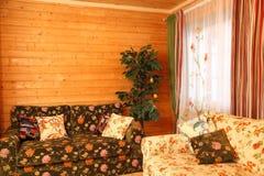 Two sofas Stock Image