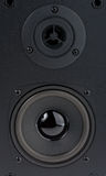 Two Speakers Stock Image